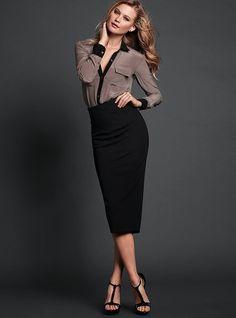 Midi Skirt #VictoriasSecret http://www.victoriassecret.com/clothing/suiting/midi-skirt?ProductID=38645=OLS?cm_mmc=pinterest-_-product-_-x-_-x