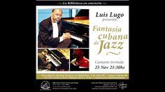 From Within-parafrasis de concierto -Luis Lugo piano-Biblioteca San Isid...