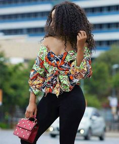 Ankara tops with peplum shape give a figure that blends through all the curves of your body and a confidence boost that gives you that satisfactory feeling.Pairing up ankara tops with jeans or skirts is one way for ladies and women, in general, to rock their denim in different ways and take...