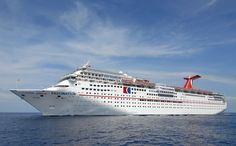 Carnival Fascination - My first cruise ship ever.  What a blast!!  Fantasy Class Ship. (Capacity: 2,634 passengers, 920 crew)