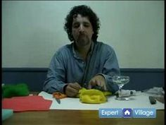 How to Make Puppets : Adding a Tongue: How to Make a Puppet - YouTube