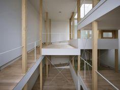 House of Slope / Fujiwarramuro Architects