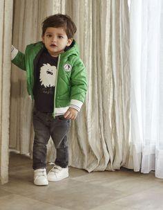 Doudoune bébé garçon