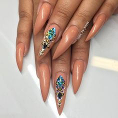 Today we are going to talk about a super tendency of marbled fingernails that is turning all the internet rs Love Nails, How To Do Nails, Pretty Nails, My Nails, Bling Nails, Swag Nails, Trendy Nails 2019, Laque Nail Bar, Birthday Nails