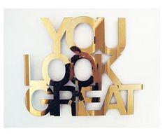 It's true! #gold #kmggold #typography