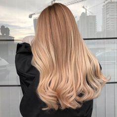Blonde Hair Shades, Honey Blonde Hair, Blonde Hair Looks, Strawberry Blonde Hair, Gold Blonde Hair, Blonde Hair Inspiration, Aesthetic Hair, Gold Aesthetic, Aesthetic Collage
