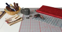 Nifty Notions: Cutting Mats - Into Craft