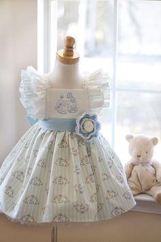 Honey Bunny Dress - Kinder Kouture
