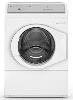 "Speed Queen AFNE9BSP113TW01 27"" Front-Load Washer with 3.42 cu. ft. Capacity Commercial Grade Durability 9 Pre-Set Cycles Digital Touchpad Controls Stainless Steel Washtub and 1 200-RPM Spin. $1449.00 on Amazon. Best rated front-loader (& top-loader, too)"