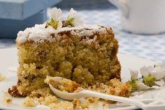Νηστήσιμο κέικ με αμύγδαλο