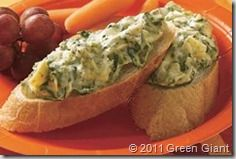 Green Giant Slow Cooker Hot Artichoke and Spinach Dip