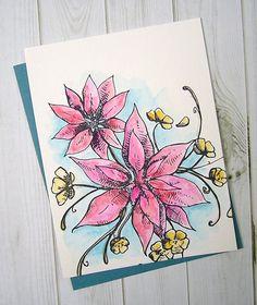 Poinsettia from amuse studio