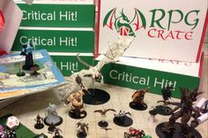 Tabletop Roleplaying Games - Modules, Adventure Settings, Dice, Maps, Master Crafted Artifacts! Subscription Gifts, Crates, Dice, Tabletop, Adventure, Christmas, Rpg, Xmas, Table