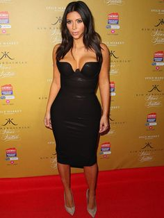 Final, sorry, Jennifer esposito black dress
