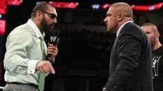 After not getting what he wants, Batista quits WWE.