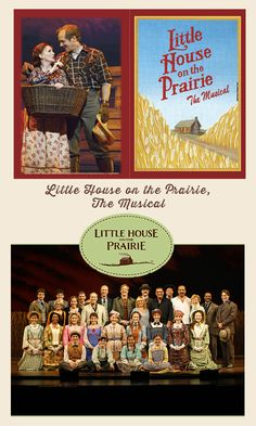 Little House on the Prairie, The Musical was a stage adaptation of Laura Ingalls Wilder's stories and derived inspiration from six Little House books with particular emphasis on the family's life in De Smet, South Dakota in By the Shores of Silver Lake, The Long Winter, Little Town on the Prairie and These Happy Golden Years.