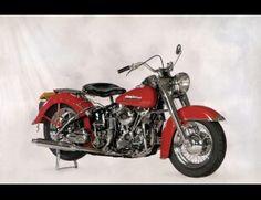 Chibs' first Harley back in Belfast Harley Panhead, Motorcycle, Bike, Belfast, Vehicles, Red, Bicycle, Motorcycles, Bicycles