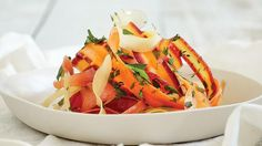 ... thyme vinaigrette heirloom carrot salad with sweet orange and thyme