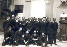 I commessi dell'Istituto. (1920) #archivioStorico
