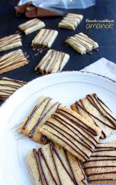 recette biscuits amandes