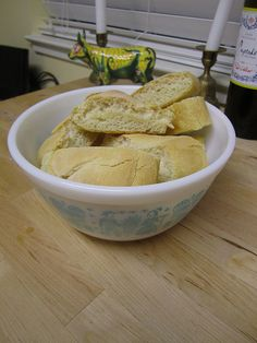 French Bread - Bread Machine Recipe
