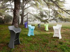 B-line Srl. Design furniture, woopy sgabello design by Karim Rashid. Made in Italy. | Hub