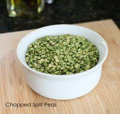 Jedi Split Pea & Ham-hock Soup {Electric Digital Pressure Cooker Recipe} | Welcome to Peggy Under Pressure