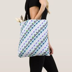 Aztec Girl Tote Bag - accessories accessory gift idea stylish unique custom