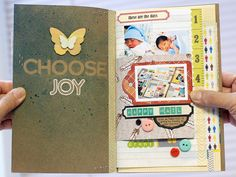 In a Creative Bubble: scrapbooking