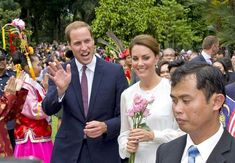 Kate Middleton Photos - The Duke And Duchess Of Cambridge Diamond Jubilee Tour - Day 6 - Zimbio