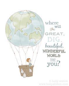 wonderful world  www.hollyabston.com