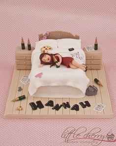 Woman cake / night out