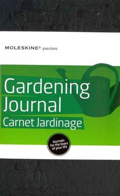 Moleskine Passions Gardening Journal: Carnet Jardinage
