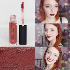 Liquid Lipstick / Batom Líquido Quem Disse, Berenice? Marronli - Blog Hypefemme