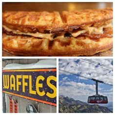Top of the World Waffles | Jackson Hole Mountain Resort | Jackson, Wyoming WE'RE DOING THIS THIS TIME!!