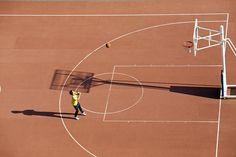 Basketball, Übung, Freizeit, Sport