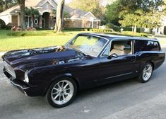 1966 Ford Mustang SEDAN DELIVERY SHOW CAR - 514 V-8