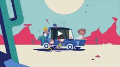 Not To Scale directors Colin Hesterly and Le Cube worked together to recreate real stories of customers and Michelin employees in a fun, playful style. Bold, graphic…