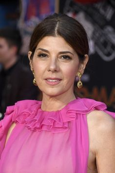 """Marisa Tomei Photos - Marisa Tomei attends the premiere of Sony Pictures' """"Spider-Man Far From Home"""" at TCL Chinese Theatre on June 2019 in Hollywood, California. - Premiere Of Sony Pictures' 'Spider-Man Far From Home' - Arrivals Julianna Guill, The Perez Family, Logan Marshall Green, The Wild Thornberrys, Spiderman, The Big Short, Alfred Molina, Jeff Bridges, Zara"""