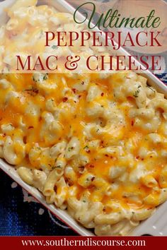 This easy homemade mac & cheese recipe is one of the creamiest, cheesiest recipes around! And you're going to love how easy it is to make- no flour, no roux, just simple cheesy goodness. #macandcheeserecipes #pastarecipe #sidedish