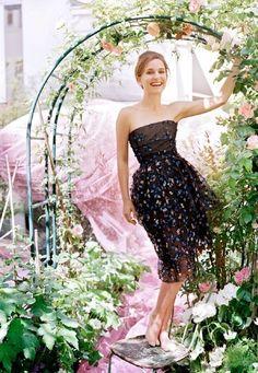 Natalie Portman, Dior shoot for Paris Match, June 2013.