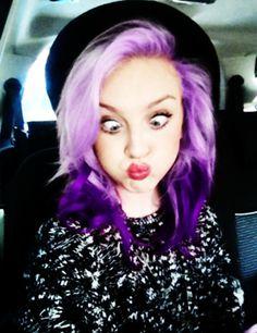 pezzfect:  I want purple back!