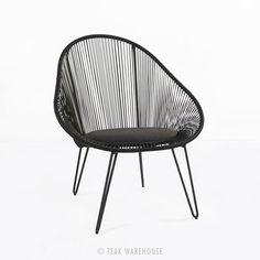 Teak Warehouse | Natalie Outdoor Lounge Chair (Taupe) | BARTON | Pinterest  | Outdoor Lounge, Teak And Warehouse