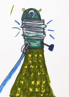 Enraged Dalek