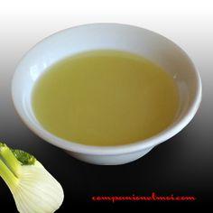Soupe detox pour la perte de poids