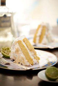 Leaving Tijuana cake: Coconut, Mescal and Citrus Cake. Taste of Summer!