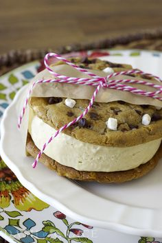 S'mores Ice Cream Cookie Sandwiches Recipe - These s'mores ice cream cookie sandwiches are a modern twist on the campfire classic, ideal for all your summer gatherings! They are sure to wow guests and make a lasting impression on all who indulge. (dashofgrace.com)