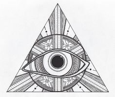 All Seeing Eye by ~x-SYNN-x on deviantART