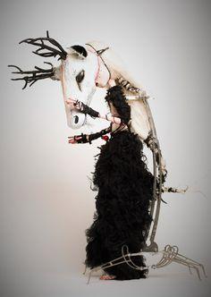 Saga  art doll by Fantoche on Etsy