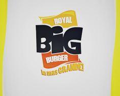 Royal Big Burger